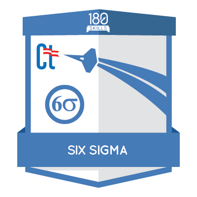 ACM Six Sigma Badge