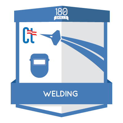 ACM Welding Badge
