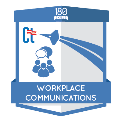 ACM Workplace Communications Badge
